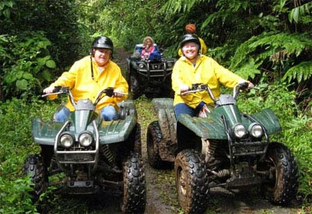 Bali ATV Ride and Kintamani Tour