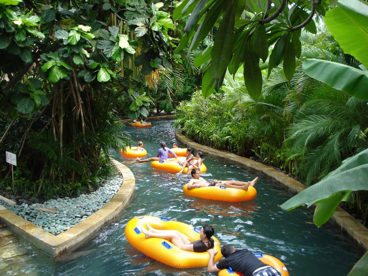 Waterbom Park Bali Bali Tour Operators