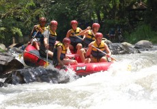 White Water Rafting- bali-tour