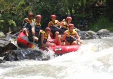 White Water Rafting- bali-tour